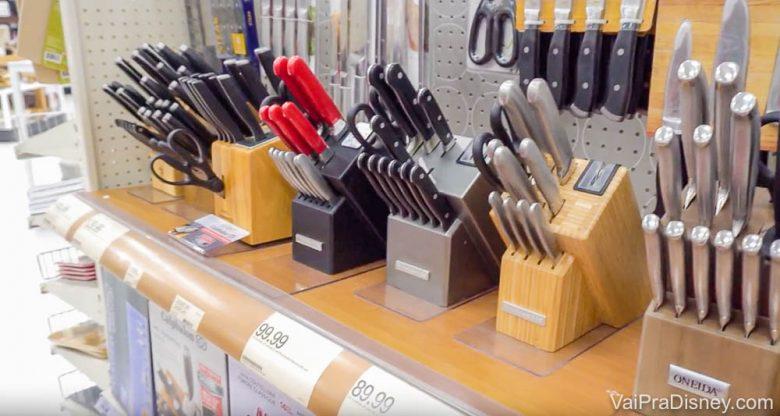 A Target tem muuuita opção de itens de cozinha!