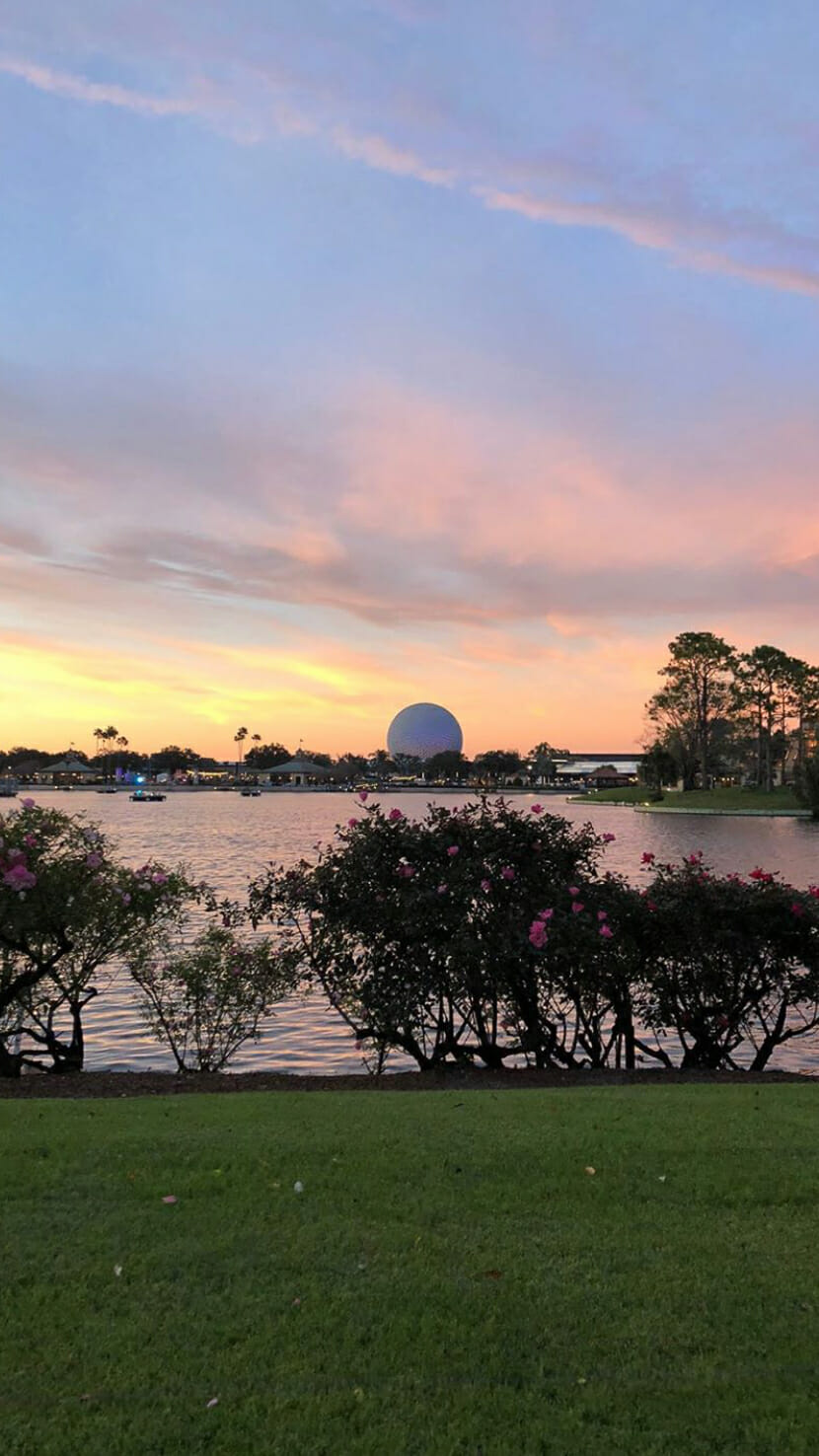 wallpaper epcot