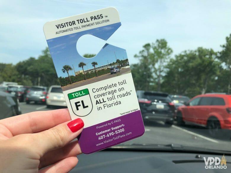 Visitor Toll Pass: nova opção simples e econômica de pagar pedágios na Flórida