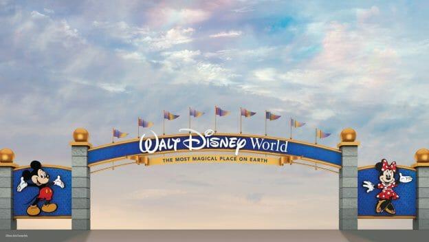Portais de entrada da Disney vão passar por mudanças - Vai pra Disney?