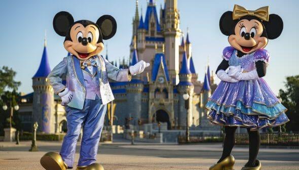 Disney divulga detalhes da celebração de 50 anos do Walt Disney World