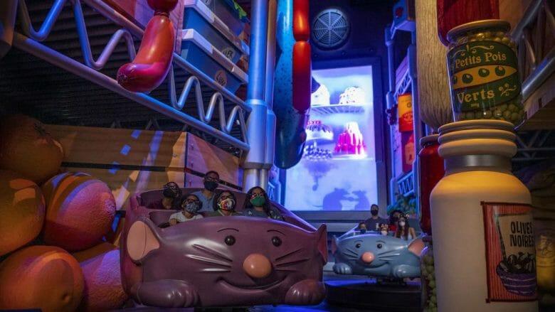 A nova atração de Ratatouille tem data de abertura!