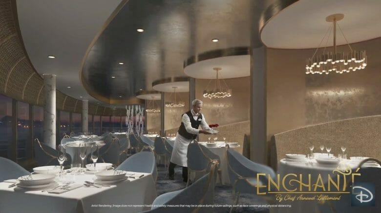 Imagem do restaurante Enchanté