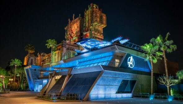 Disney divulga data da abertura do Avengers Campus na Califórnia